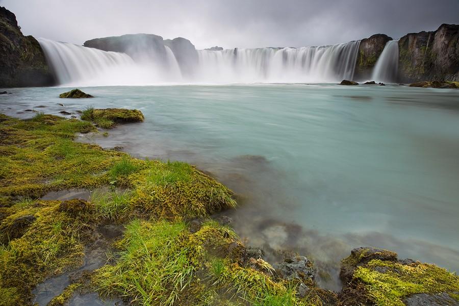 Как образуются водопады