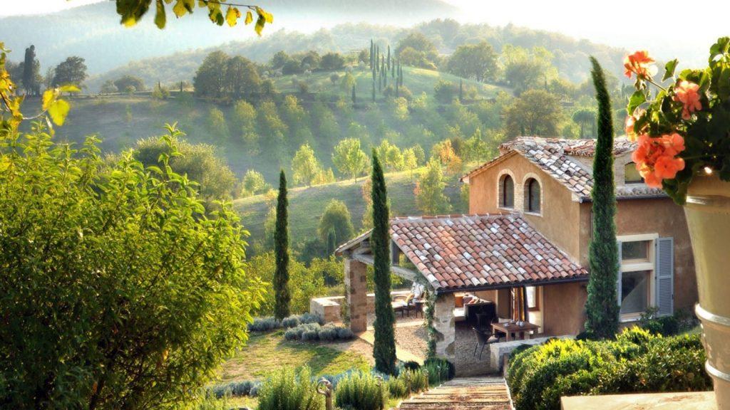 Итальянская Вилла