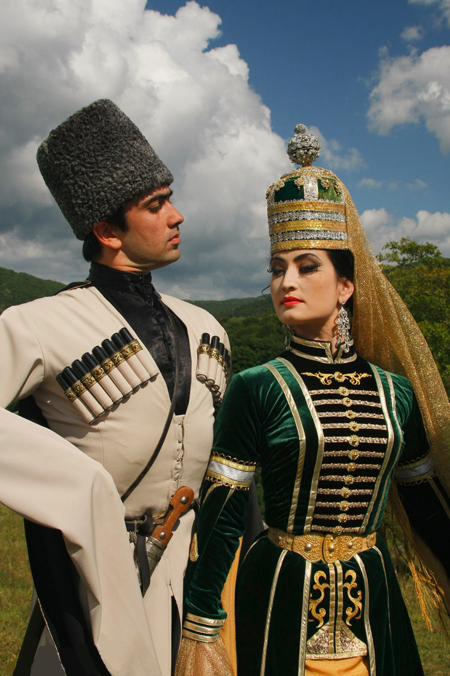 Адыгский танец