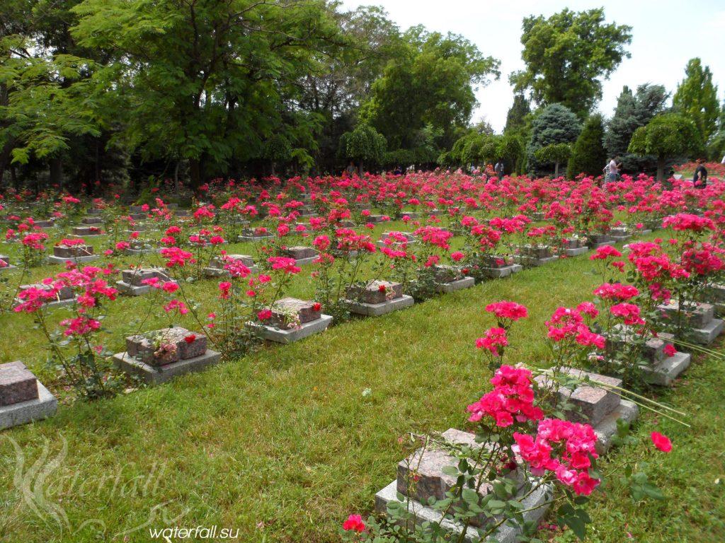 Мемориал Братские Могилы - Ташкент