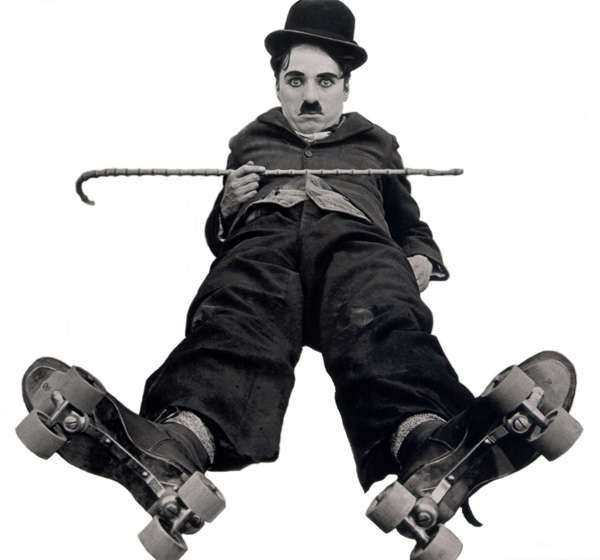 Чарли Чаплин — жизнь и творчество - Waterfall.su