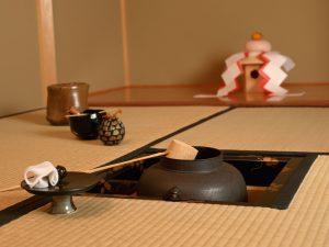 Чайная церемония Японии