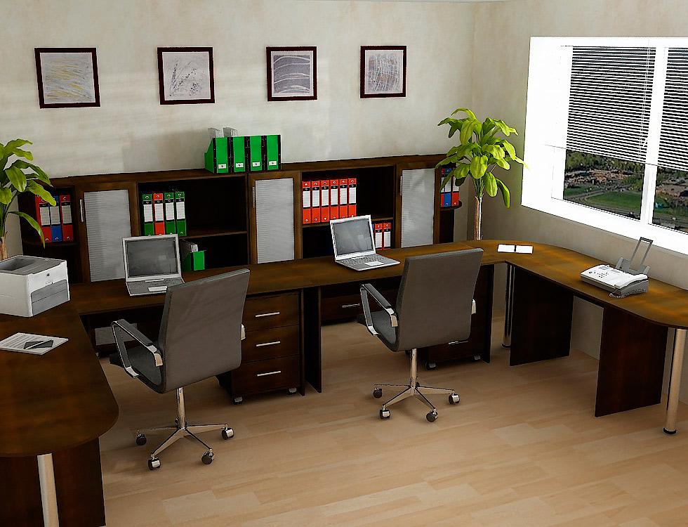 Офис в чистоте