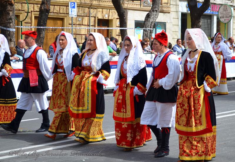 Праздник Святого Эфизио