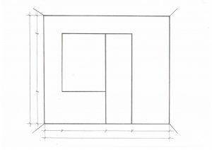 Схема комнаты