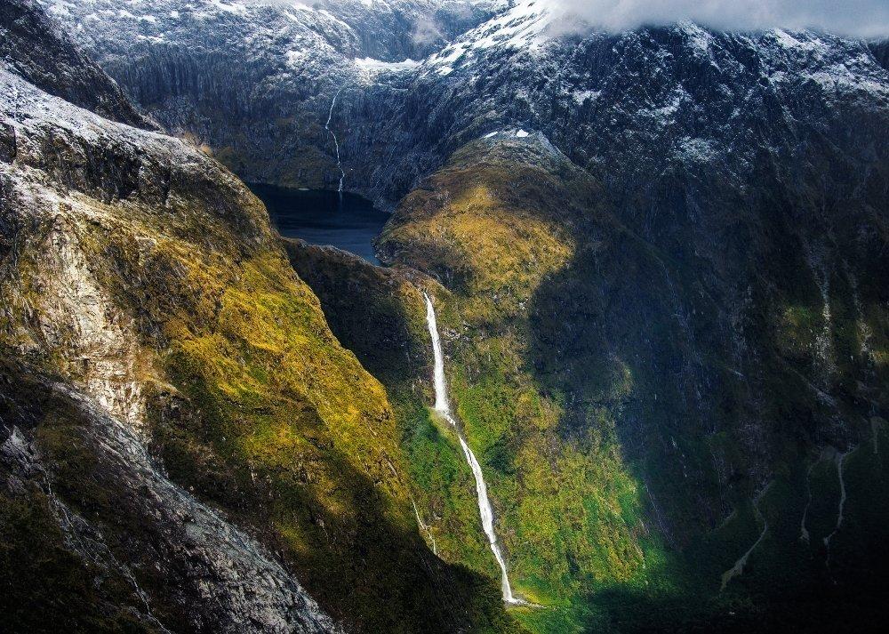 Водопад Утигард